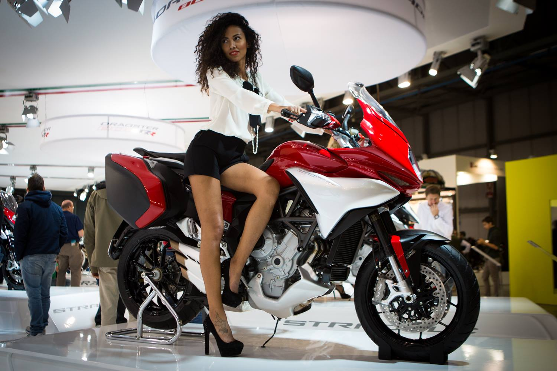 Международные выставки мотоциклов. Февраль 2018