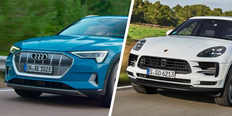 Audi и Porsche откладывают выпуск новых электрокаров