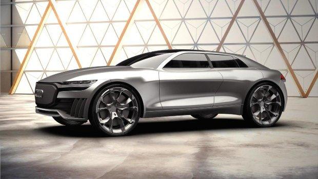 Audi готовит к показу новый компактный электрокроссовер Q4 e-tron