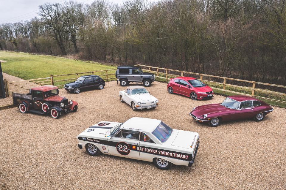 Появилась новая платформа онлайн-аукционов коллекционных автомобилей
