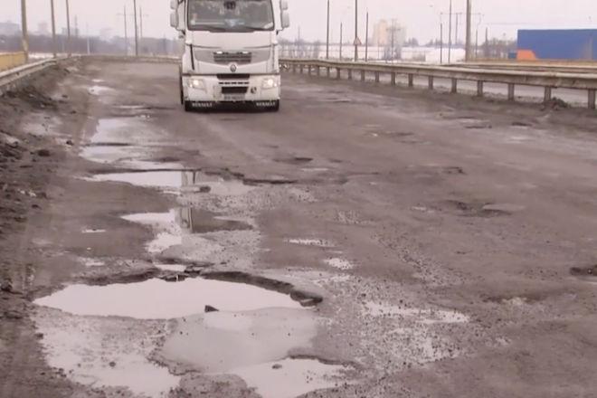 В полиции назвали самую плохую дорогу