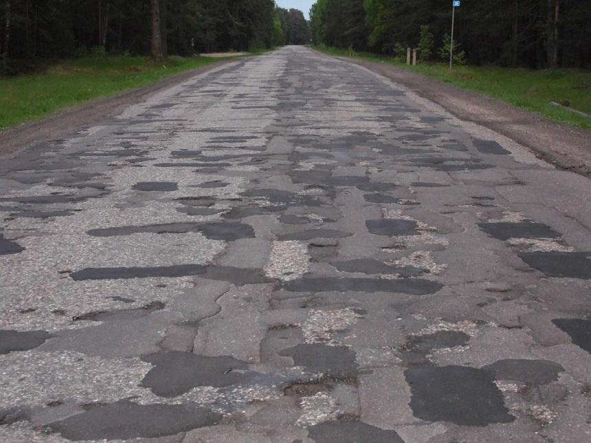 Укравтодор анонсировал масштабный ямочный ремонт дорог