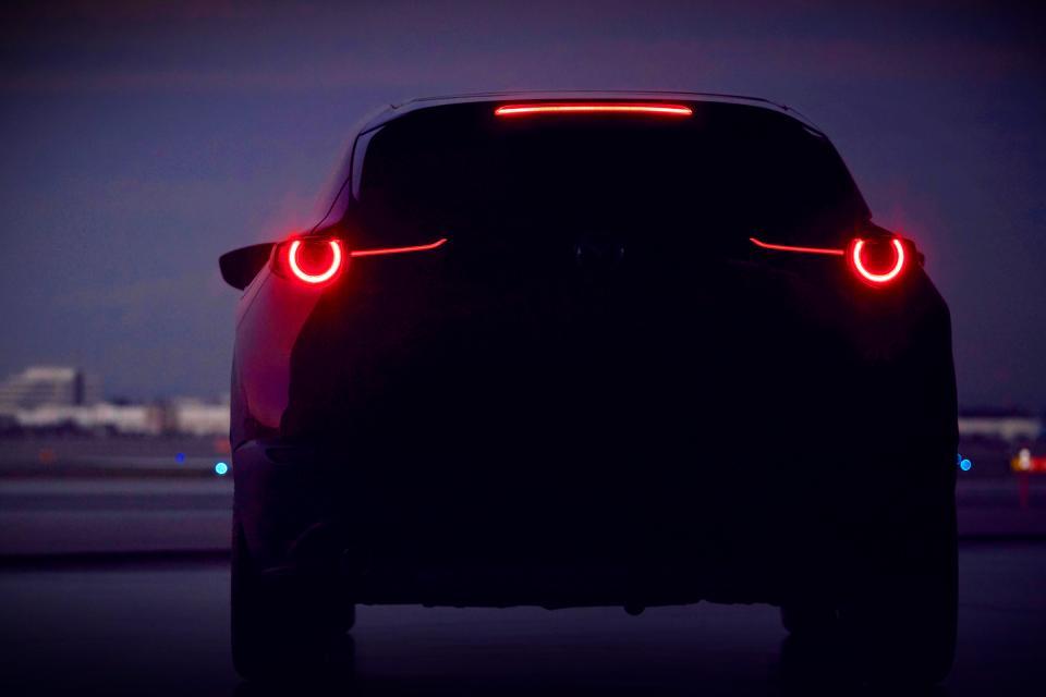 В Женеве Mazda покажет новый внедорожник