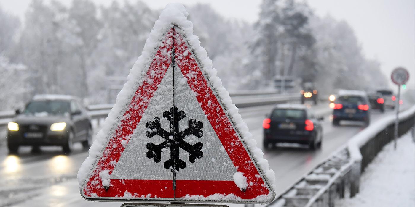 Советы дня: как ездить в сильные морозы