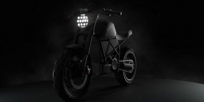 В Украине готовят к выходу электрический мотоцикл ScrAmper