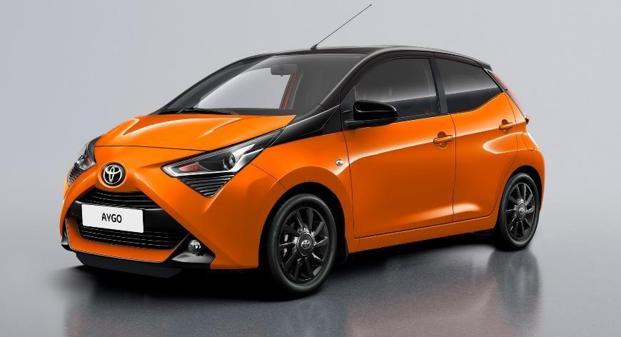 Toyota показала городской автомобильчик в новом исполнении