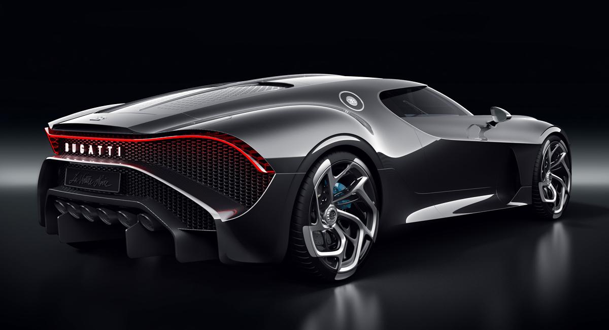 На Женевском автосалоне представили самый дорогой автомобиль в мире