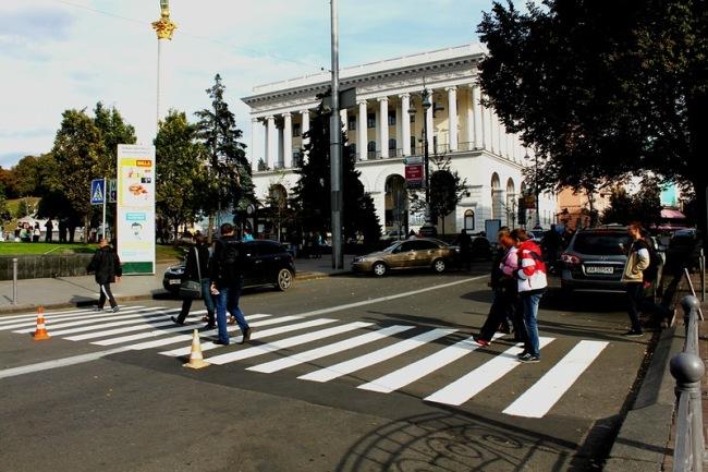 Стало известно, когда в Украине стартует программа «Пешеход стоп»