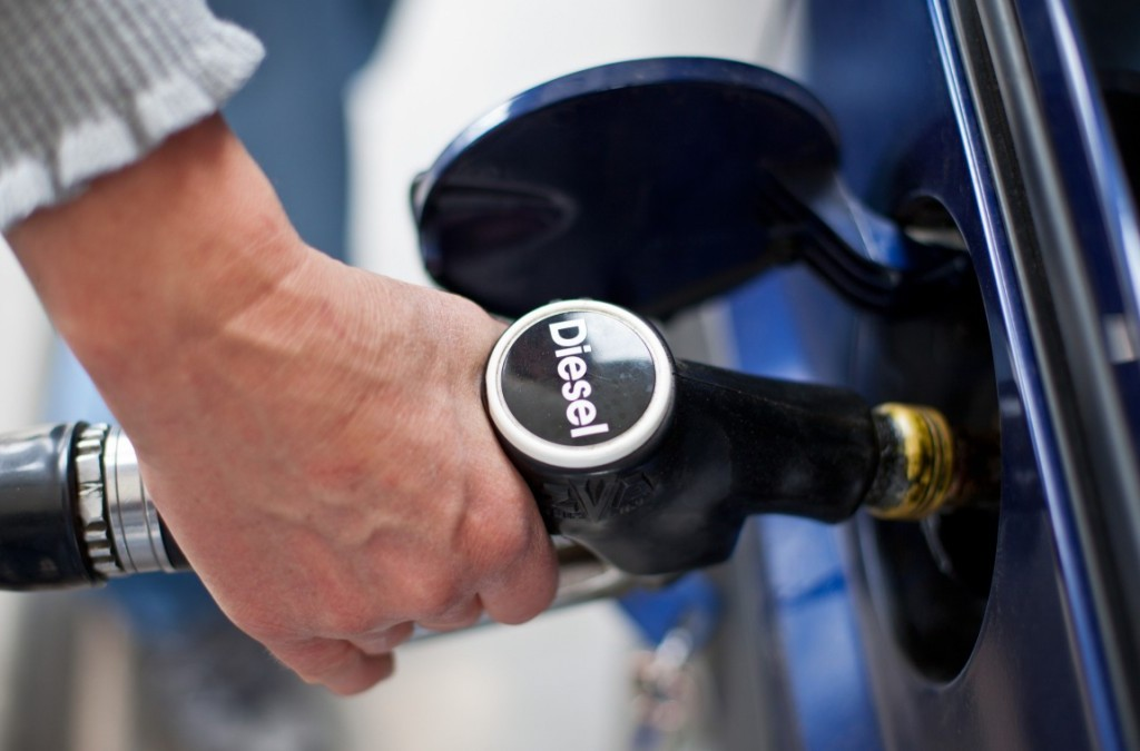 В Украине с 1 августа подорожает дизельное топливо