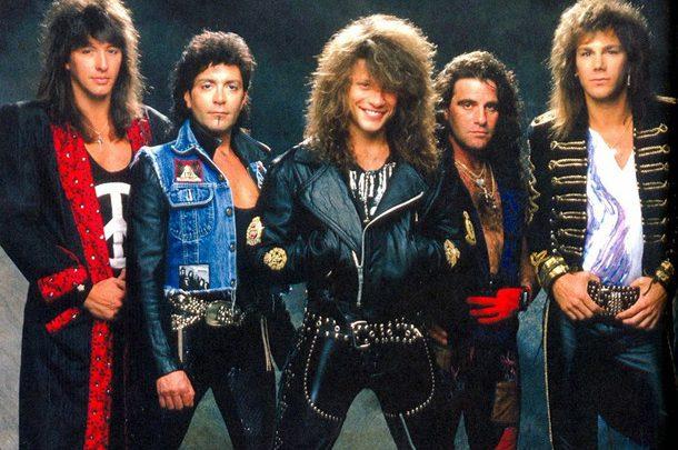 Музыка в дорогу: Bon Jovi