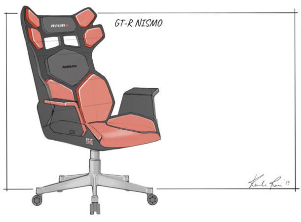 Nissan может начать производить «специальные киберспортивные кресла»
