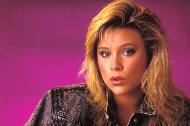 Музыка в дорогу: Samantha Fox