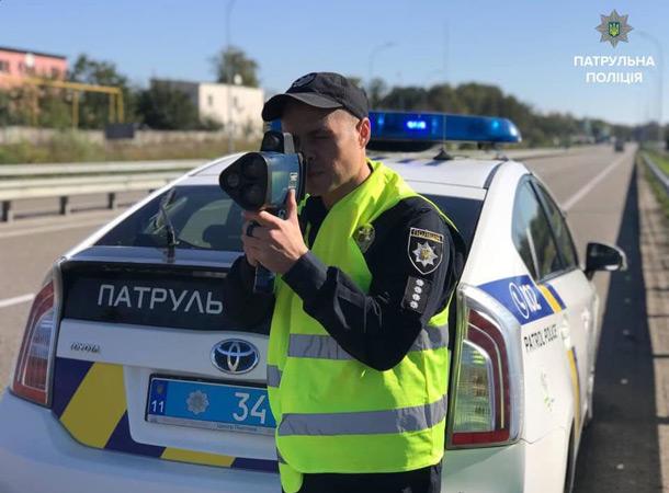Количество камер TruCAM на дорогах Украины увеличилось. Места расположения