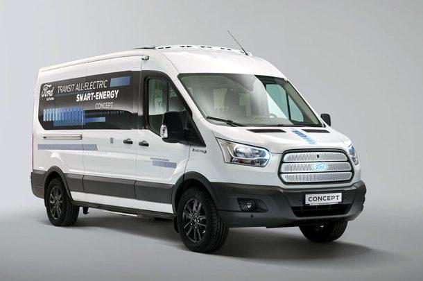 В компании Ford рассказали, как увеличить запас хода электромобилей