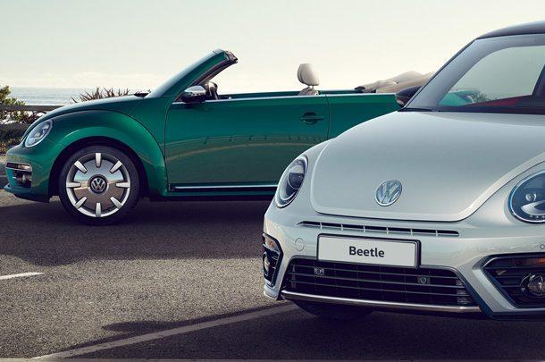 В канун Нового года Volkswagen попрощался со своим самым знаковым автомобилем