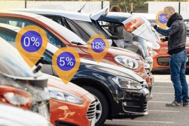 Рада ввела новый налог на продажу автомобилей