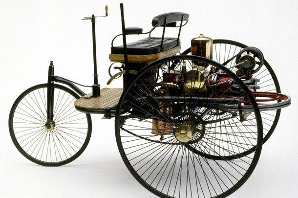 День рождения автомобиля: 29 января 1886 года Карл Бенц получил патент на автомобиль