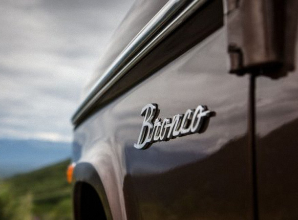 Слухи подтвердились: Ford возрождает легендарную модель Bronco