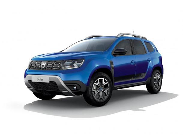 Кроссовер Dacia Duster получил новый эко-двигатель