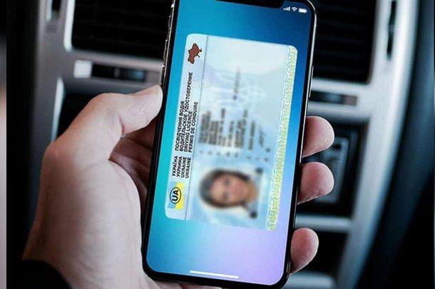 Водители приступили к тестированию цифровых водительских прав