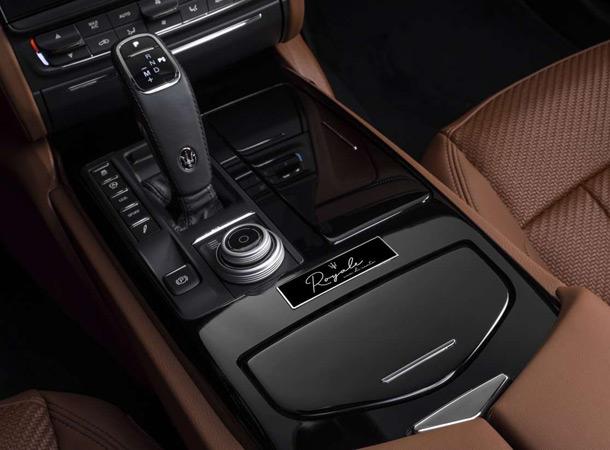 Maserati готовит специальную серию королевских автомобилей