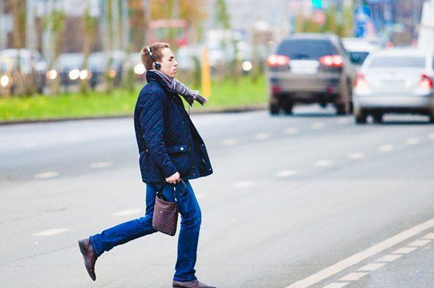 В Украине хотят увеличить штрафы для пешеходов