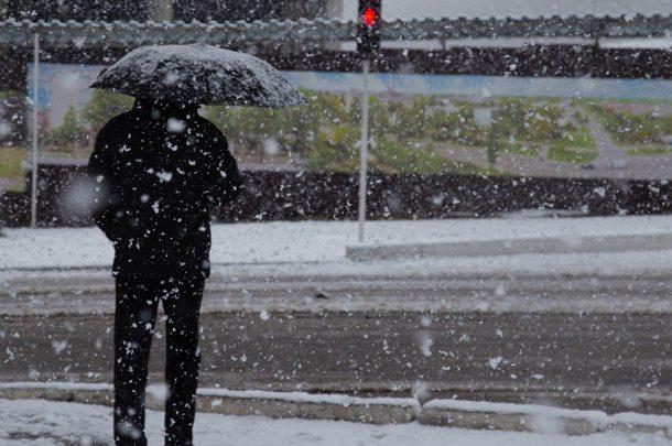 ГСЧС предупреждает о резком ухудшении погоды