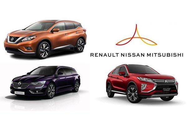 Nissan не рассматривает роспуск Альянса с Renault и Mitsubishi