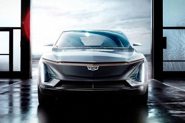 Cadillac представит свой первый электромобиль в апреле текущего года