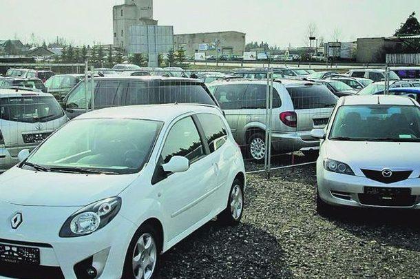 В Украине могут отменить акциз на все автомобили
