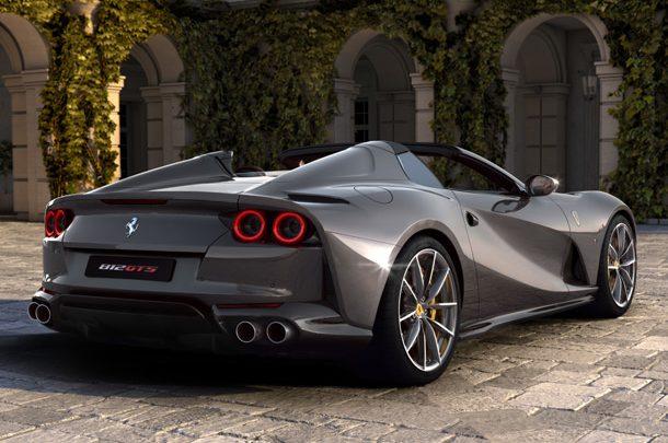 Впервые в истории Ferrari годовые продажи пересекли отметку в 10 тысяч машин
