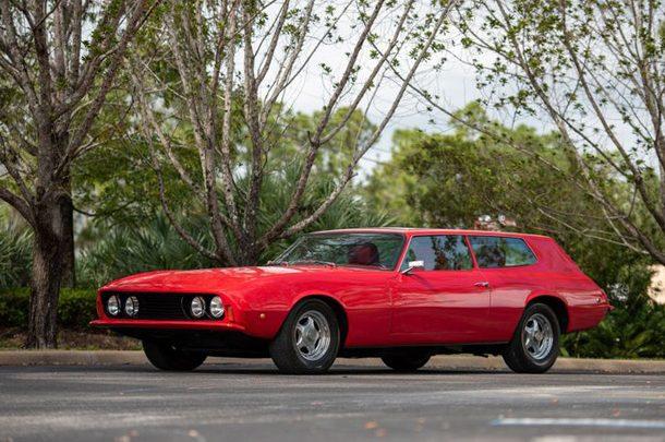 Аукционный дом Sotheby's выставил на продажу один из самых редких автомобилей в мире