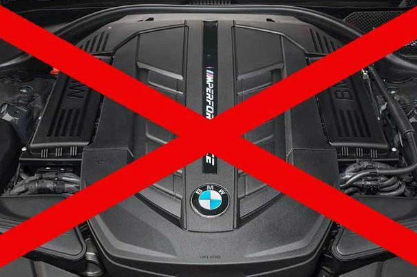 BMW отказывается от ДВС: В 2021 году их ассортимент сократится вдвое