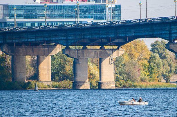 Стало известно, когда начнут ремонтировать мост Патона